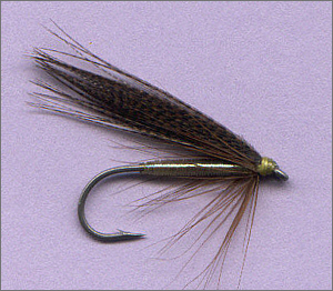 Ginger Pearl Sea Trout Fly