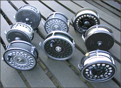 Sea Trout Fishing Tackle - Reels