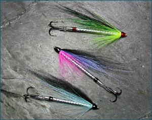 Sea Trout Snake Tube Flies