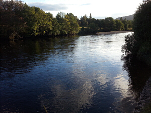 The Spey at Aviemore